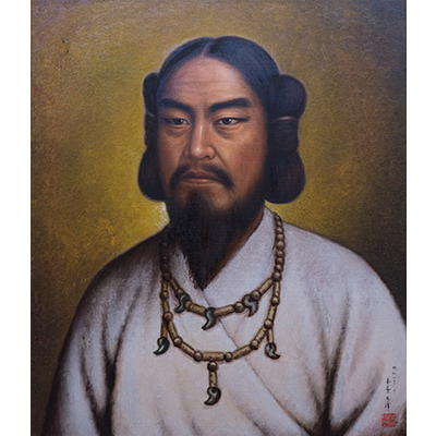 初代:神武天皇